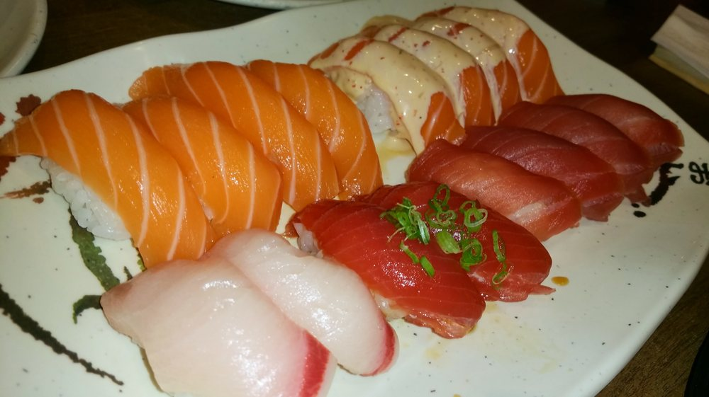 All You Can Eat Sushi Las Vegas